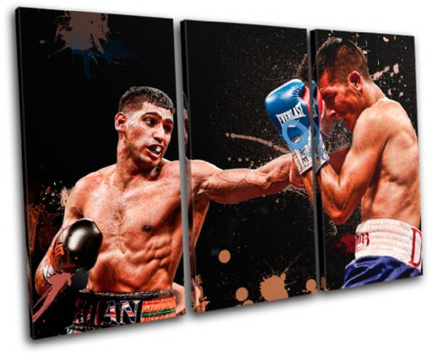 Amir Khan Boxing Sports - 13-2195(00B)-TR32-LO
